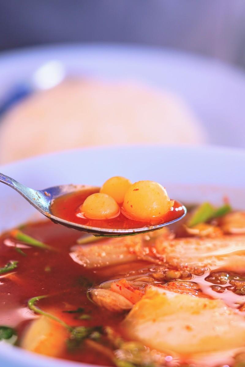 รสชาติเข็มข้น ไข่ปลาสดไม่คาว