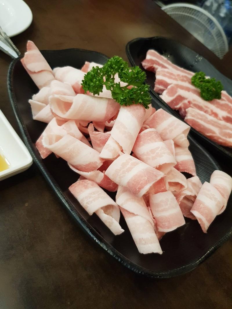อร่อยมาก มากี่ครั้งก็รสชาติดี สเถียรมาก  รสชาติทานแล้วเหมือนไปทานที่เกาหลีเลย