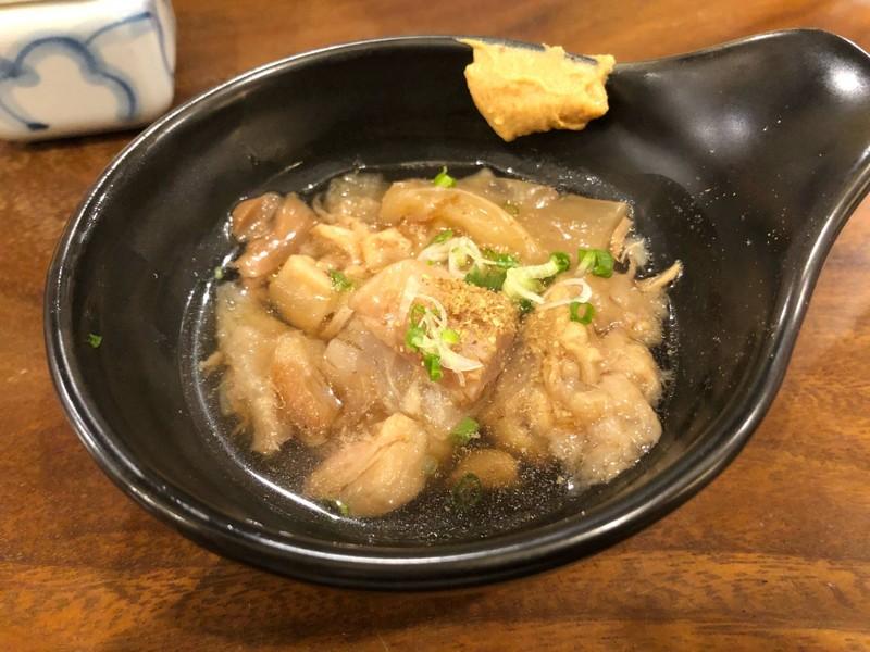 Gyusuji(เอ็นเนื้อตุ๋น)