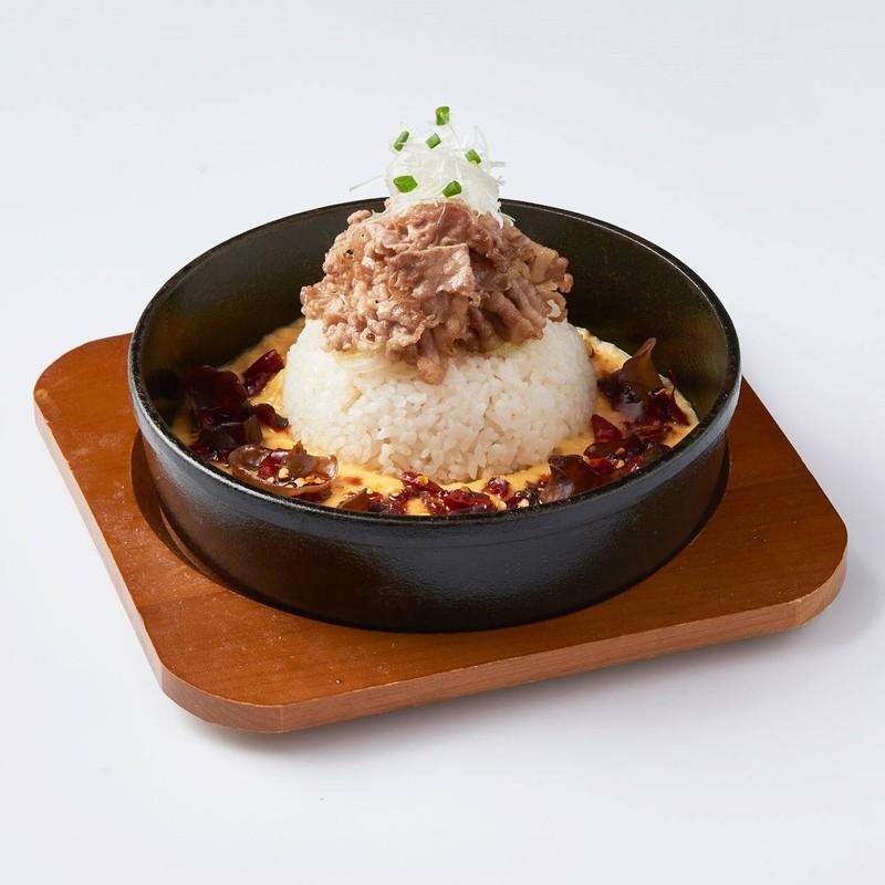ลด 25% : ข้าวผัดหม่าล่าเนื้อกระทะร้อนสไตล์ญี่ปุ่น เพียง 149 บาท (จาก 199 บาท)