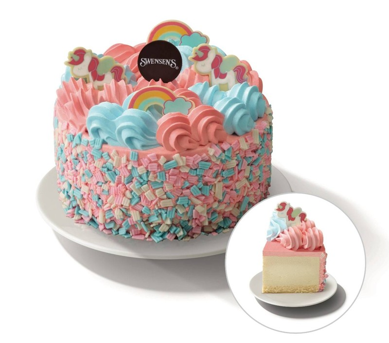 ยูนิคอร์น เค้ก (Unicorn Cake)