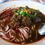 น้ำเงี้ยวป้านวล อาหารญวนพังงา (ขนมจีนน้ำเงี้ยวป้านวล)