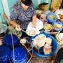 ขนมจีน หน้าสถานีกาชาด (แม่อ้อยขนมจีนซาวน้ำ)