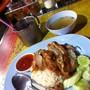 ข้าวมันไก่ห้าดาว (5 dao khao mun kai) แยกพลับพลาชัย