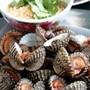 หอยแครงลวกเจ๊ภา (Hoy Kraeng Luak JePar)