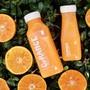 OOrange น้ำส้ม ส้มสายน้ำผึ้ง 100% คั้นสด (น้ำส้ม) เลียบด่วนเกษตรนวมินทร์