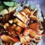 เฮียเล็กข้าวหมูแดง หมูกรอบ (เฮียเล็กข้าวหมูกรอบหมูแดง) ประชาชื่น