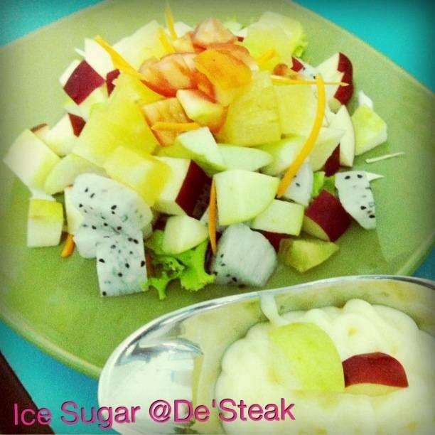 ไอซ์ ชูการ์ เดอร์สเต็ก (Ice Sugar De'Steak)
