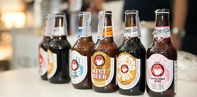 งาน Hitachino Beer Tasting Craft beer อันดับ 1 ของญี่ปุ่น @ Dean & Deluca