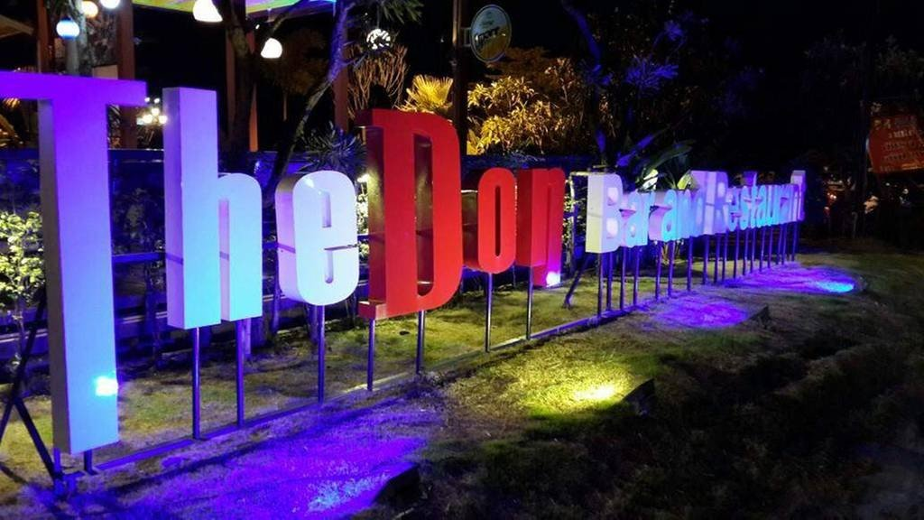 The Don Bar And Restaurant  อมตะนคร