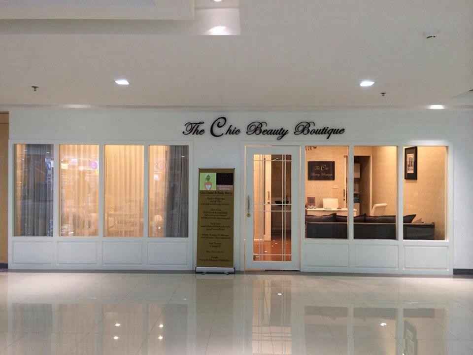 The Chic Beauty Boutique