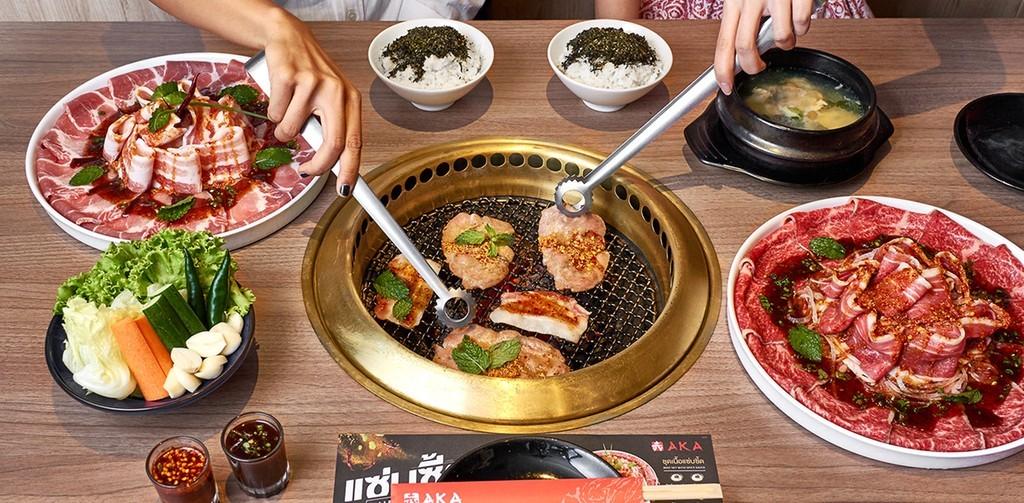 X2 for Aka japanese cuisine menu