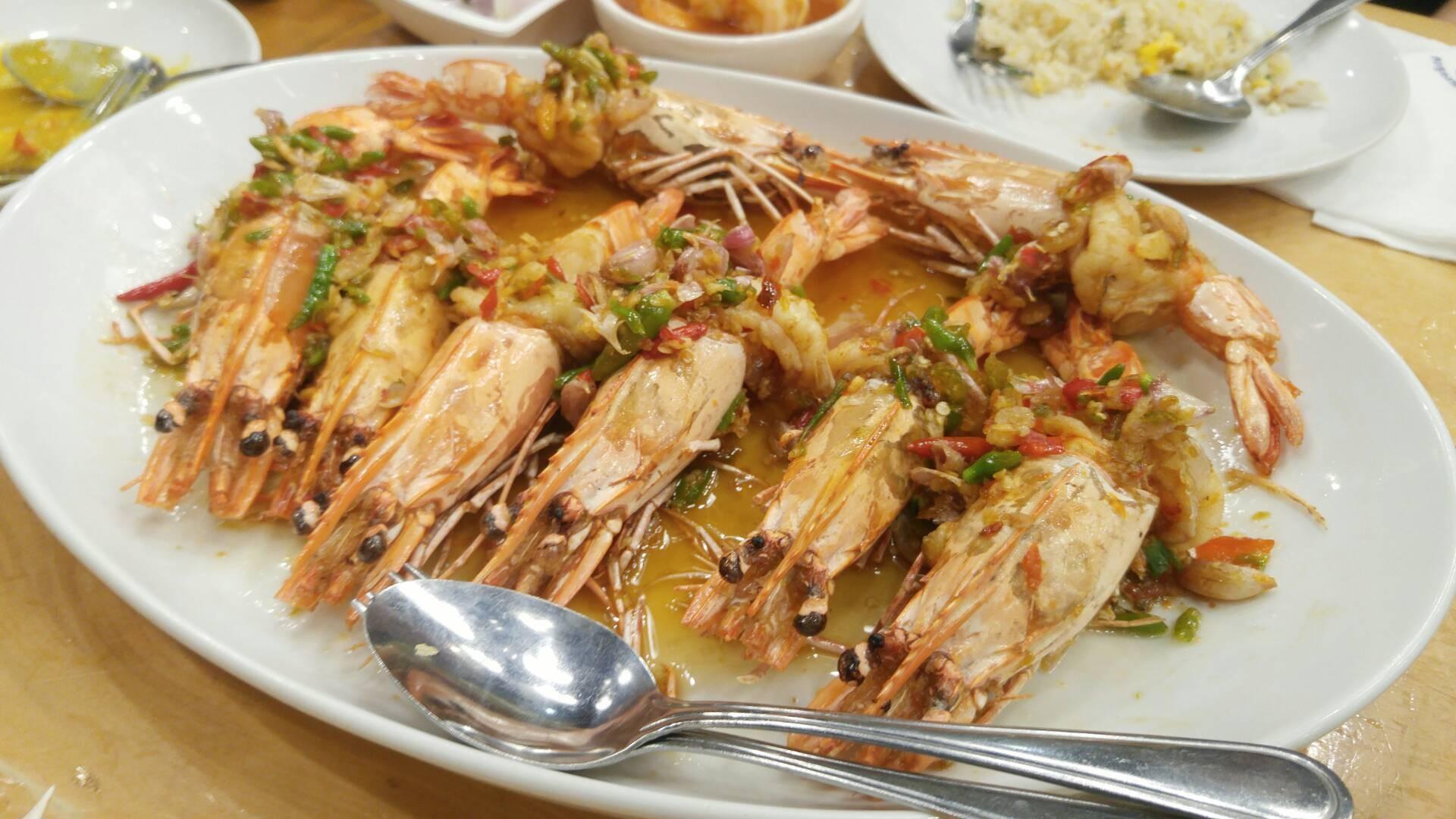 Laem Charoen Seafood เซ็นทรัลเวิลด์