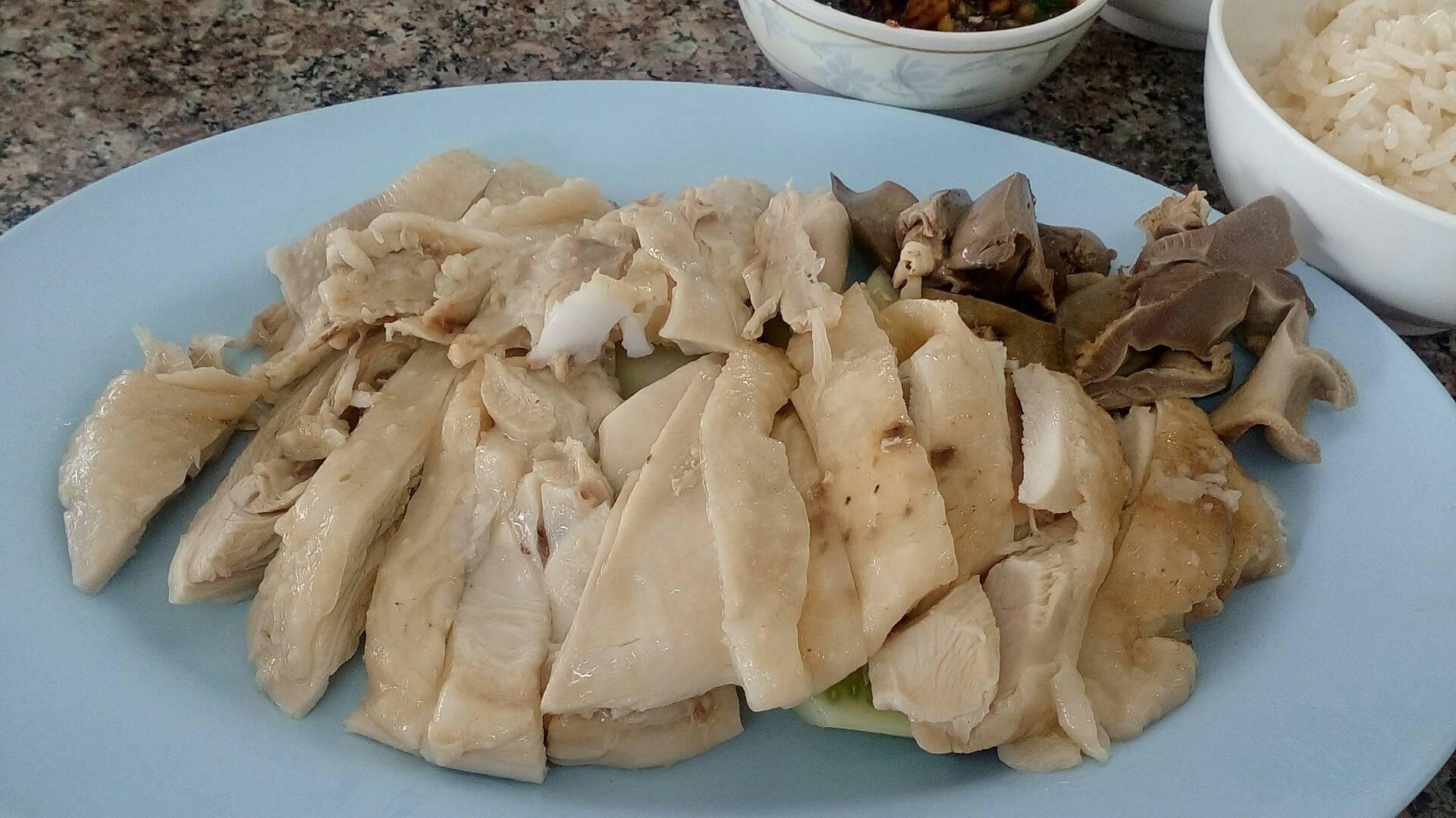 ข้าวมันไก่มิดไนท์ไก่ตอน ปทุมธานี