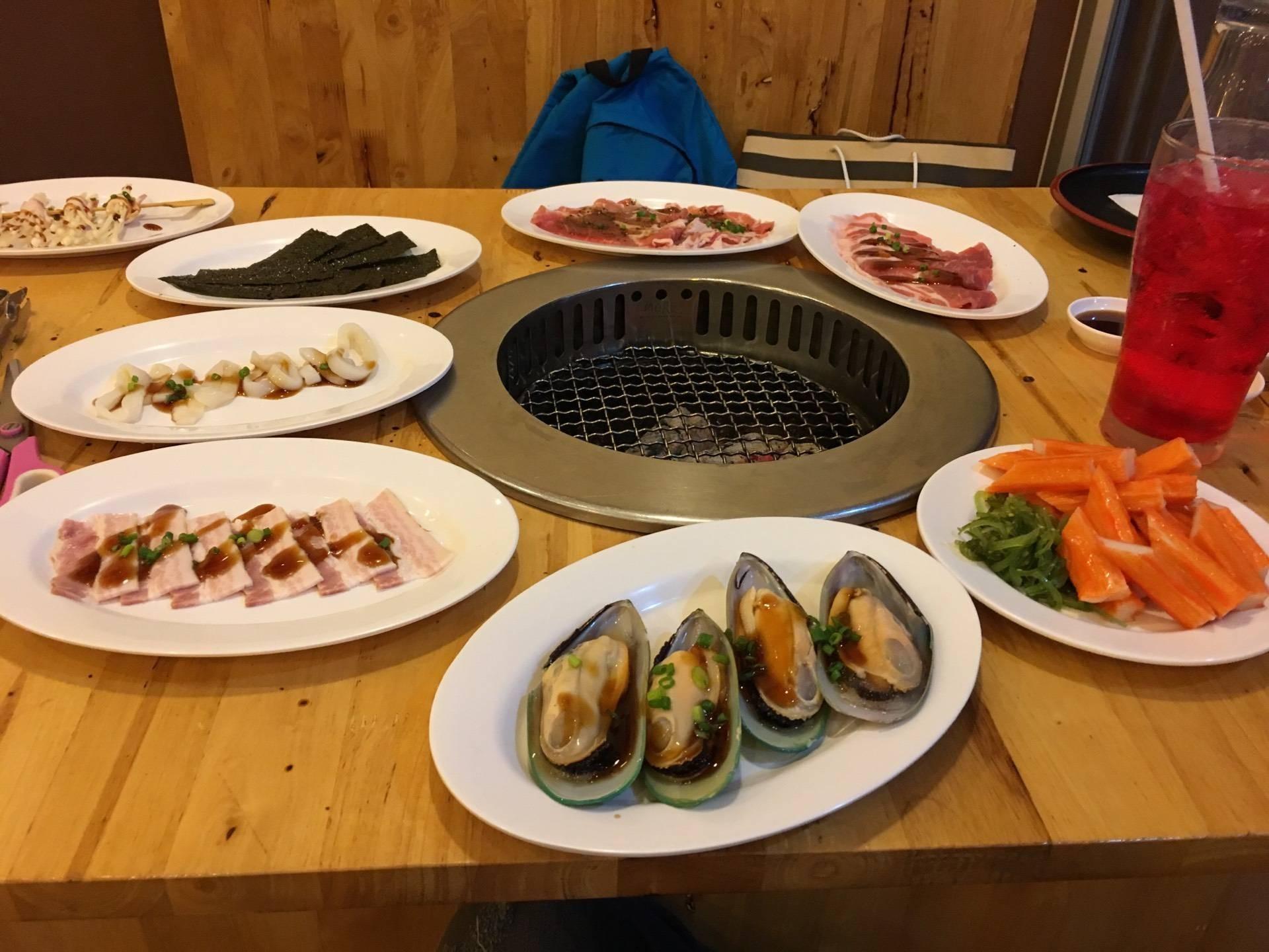 Meat Mii Grill Buffet
