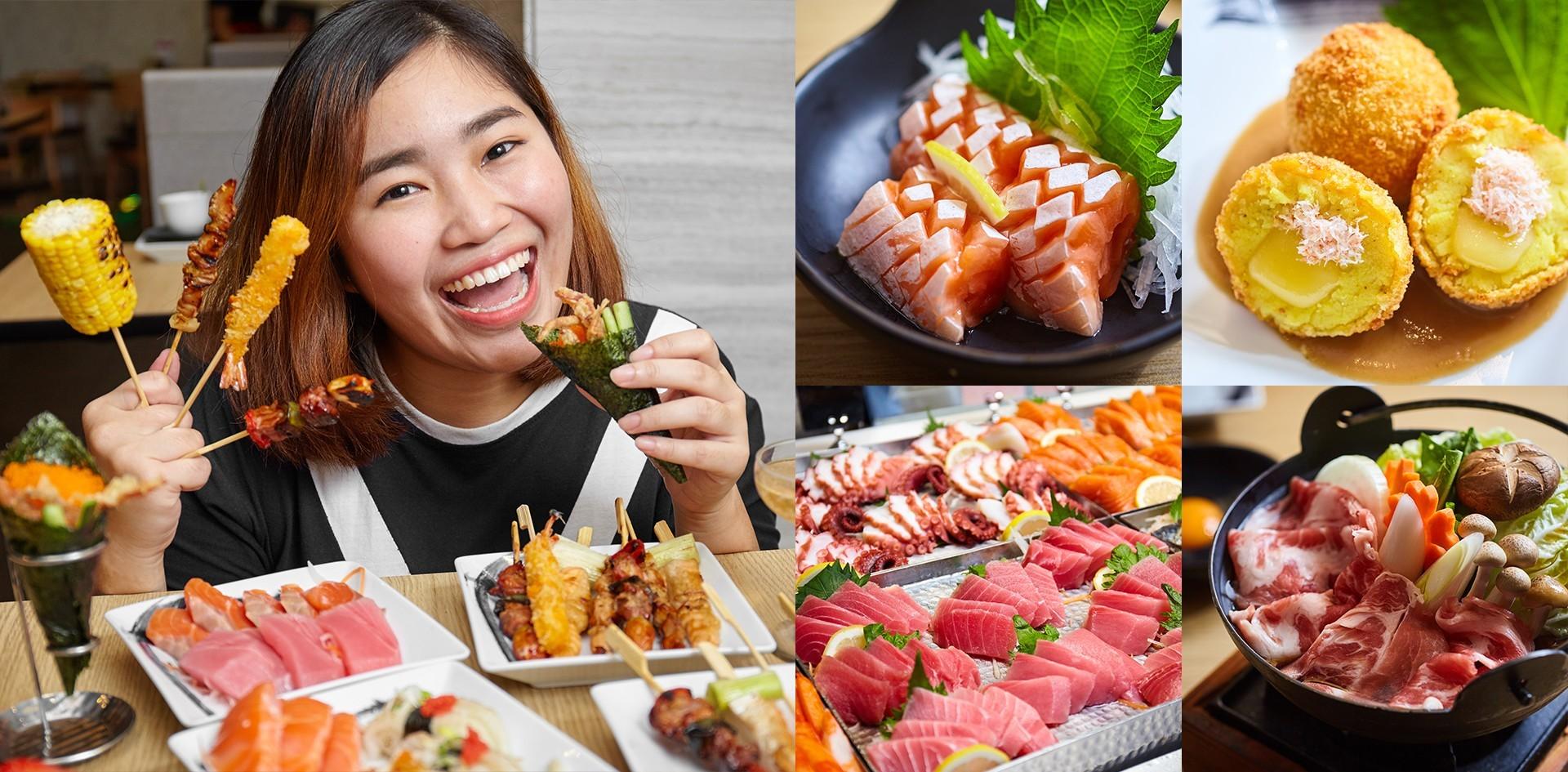 """""""OISHI EATERIUM"""" นิยามใหม่ของร้านอาหารญี่ปุ่น...แห่งแรกของประเทศไทย!"""
