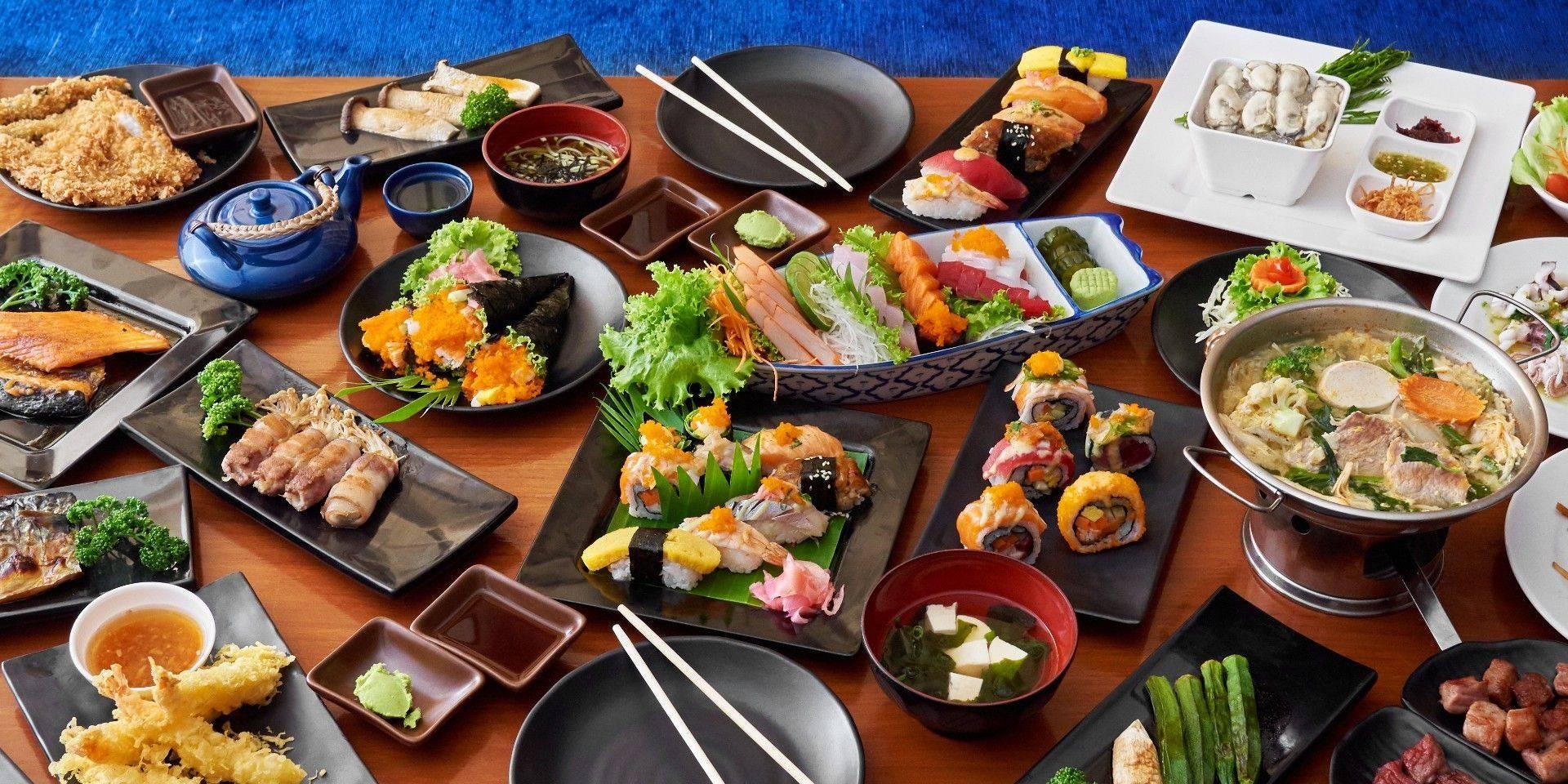 Yamato Japanese Buffet