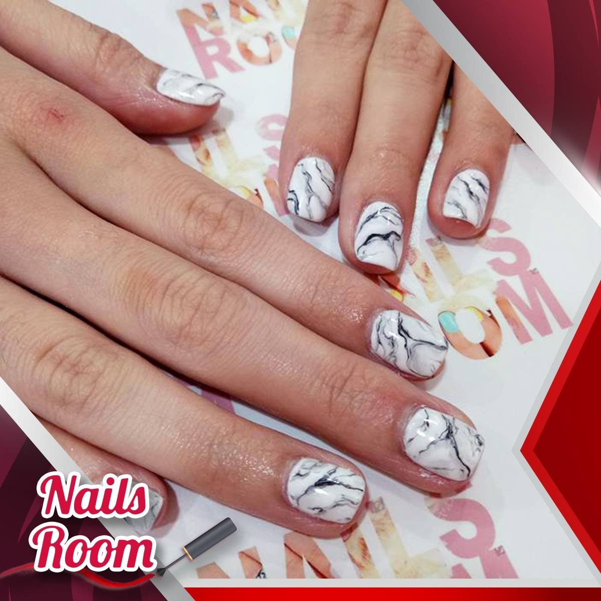 Nails Room BTS พระโขนง