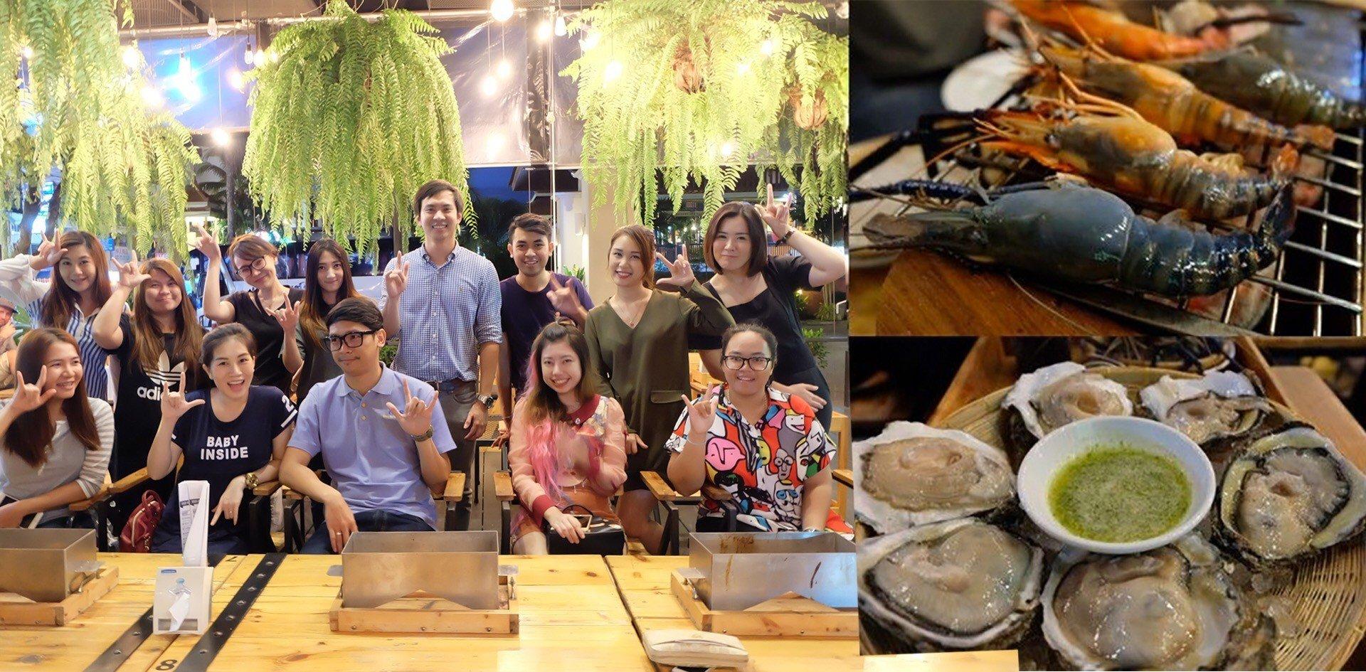 Wongnai Chonburi Top User Party #17  ที่ Bridge Over Water พัทยาสาย 3