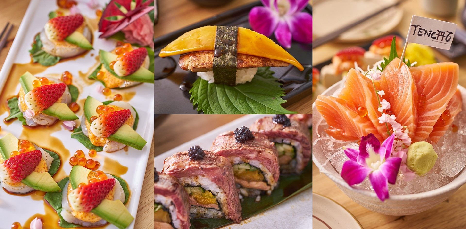 """ลองแล้วทึ่ง! ฟาด 7 เมนูอาหารญี่ปุ่นฟิวชันสุดแปลกแต่ฟิน ที่ """"Tencho"""""""