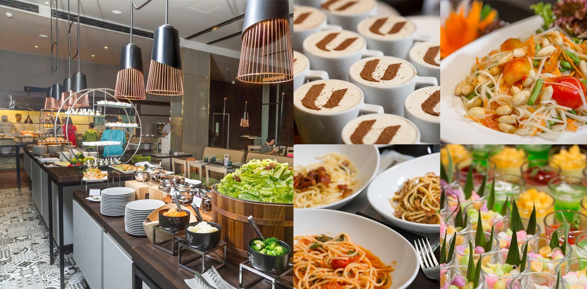 250 บาทเอาอยู่! บุฟเฟ่ต์อาหารไทยจัดเต็ม ที่ Eat at Rincome เชียงใหม่
