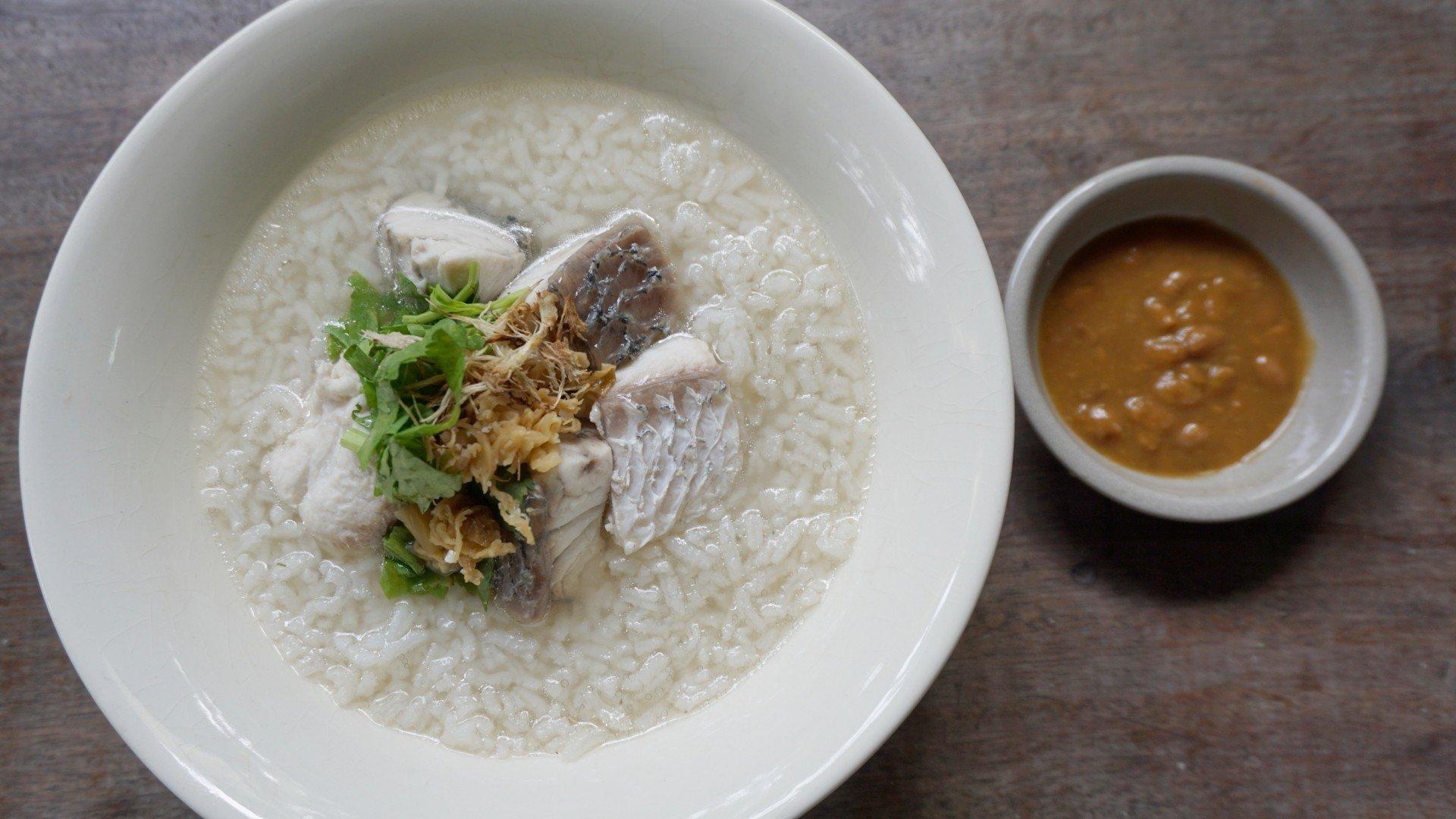 ข้าวต้มปลา