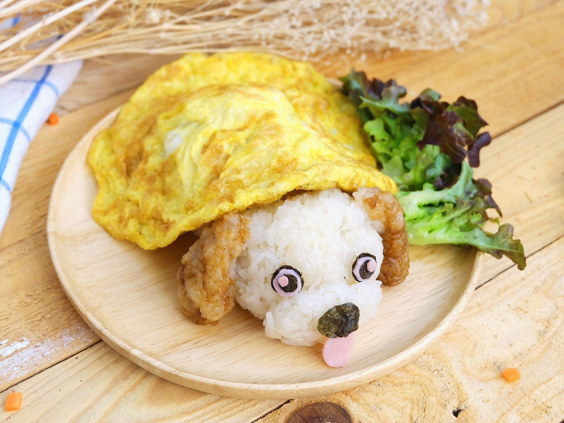 ข้าวไข่เจียว