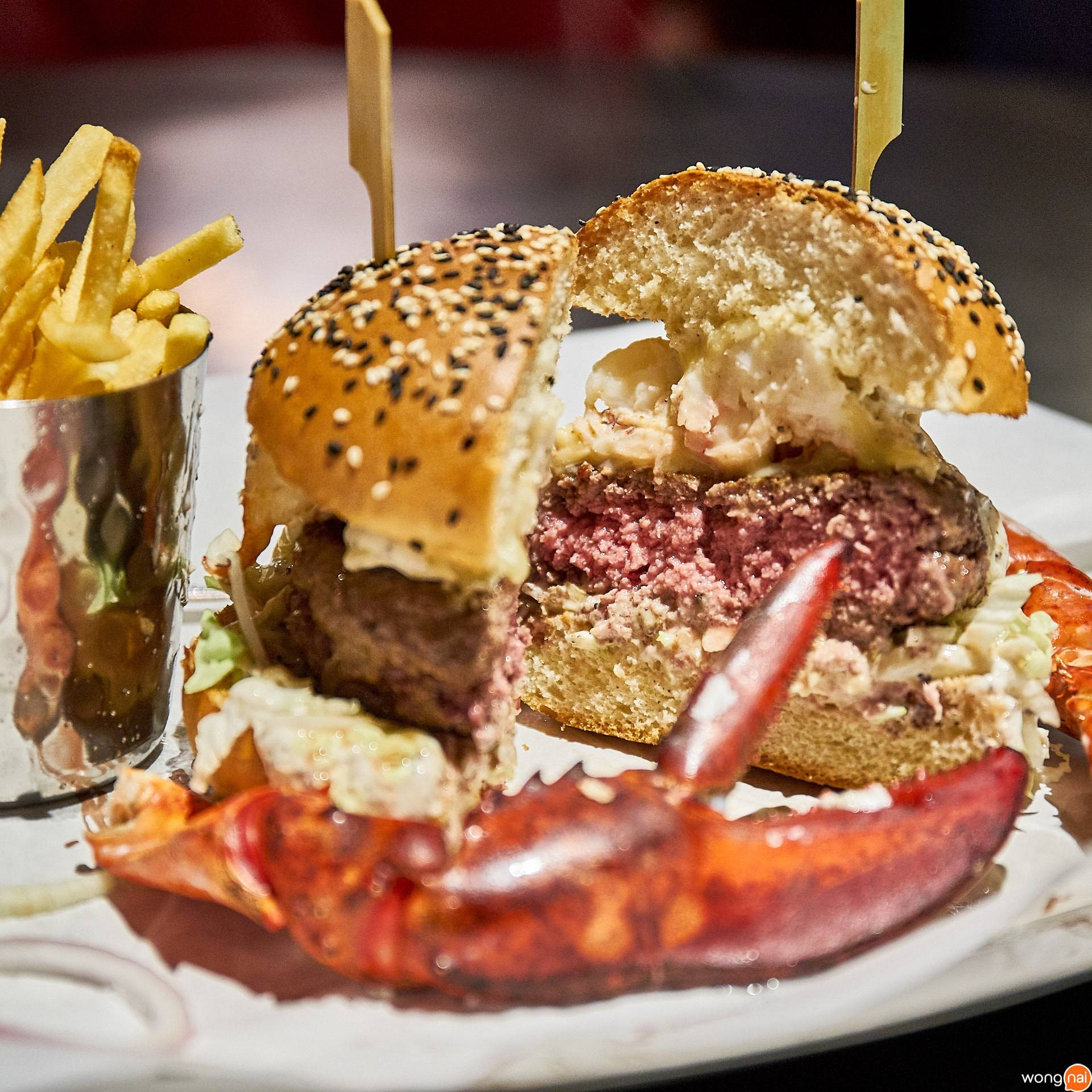 B&L Burger Beast Burger & Lobster