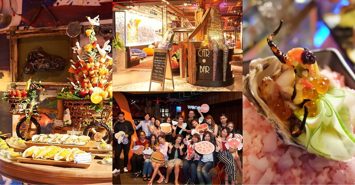 Wongnai Chonburi Top User Party #18 Car Bar Pattaya