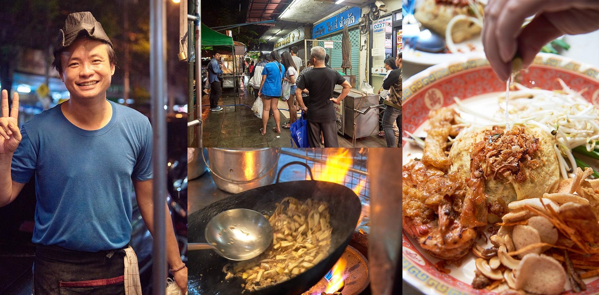 จากเด็กเสิร์ฟสู่เจ้าของร้านผัดไทยชื่อดังแห่งธนบุรี @หนูหนูผัดไทยนรกแตก