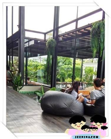 บรรยากาศ Cafe Noir Ngamwongwan 44