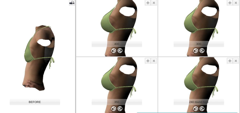 ผลลัพธ์จากโปรแกรม 3D Scanner