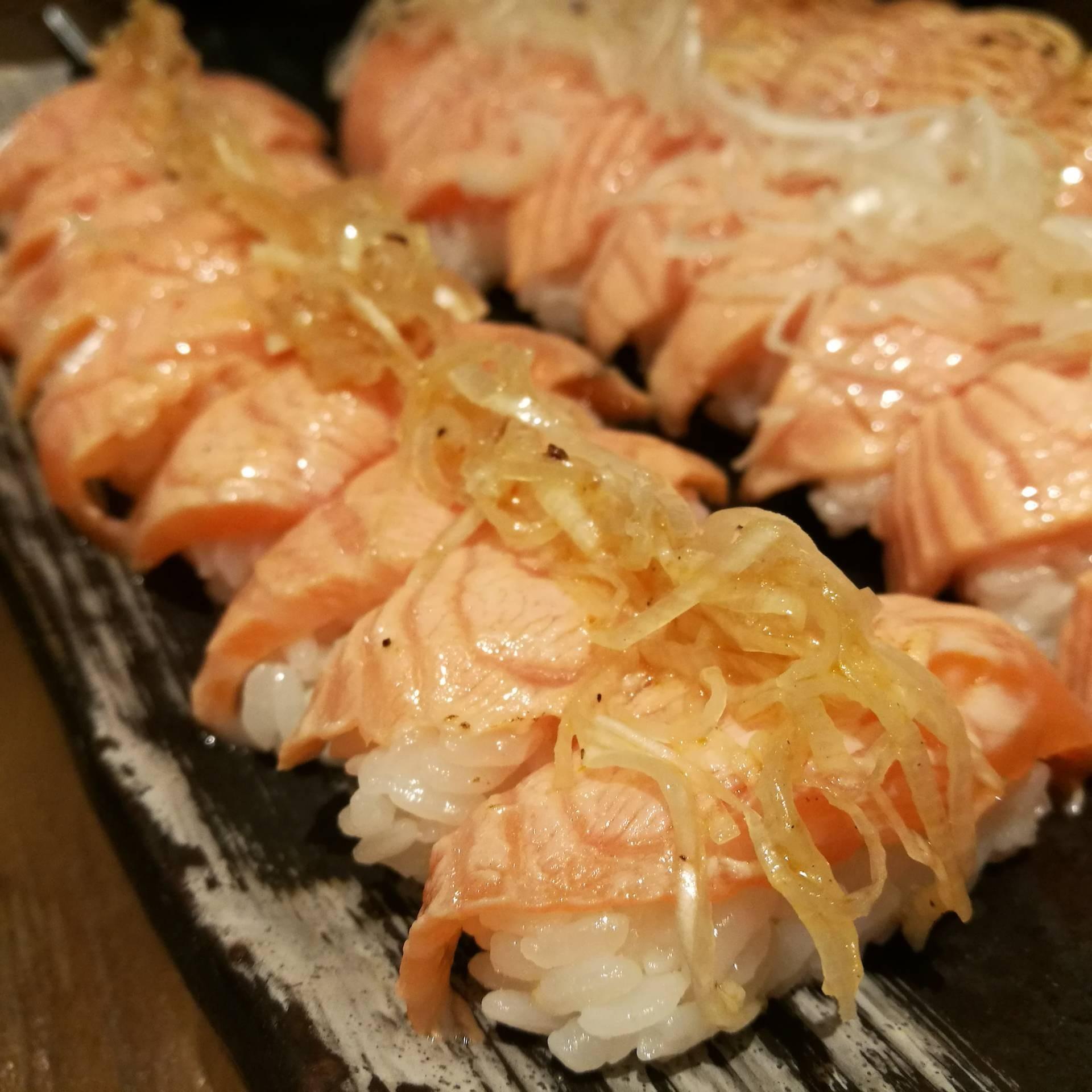 เมนูของร้าน Sen-ryo Sushi ทองหล่อ
