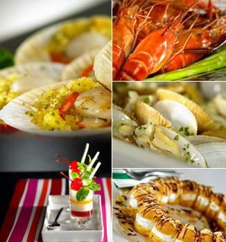 Tawana Restaurant (ห้องอาหารตวันนา) โรงแรมตะวันนาแบงค็อก