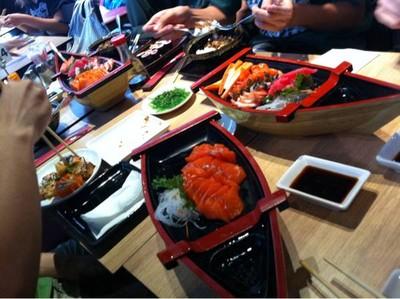 Kin Japanese Buffet & Ramen (คิน เจแปนนิส บุฟเฟต์ แอนด์ ราเมง) สยามสแควร์