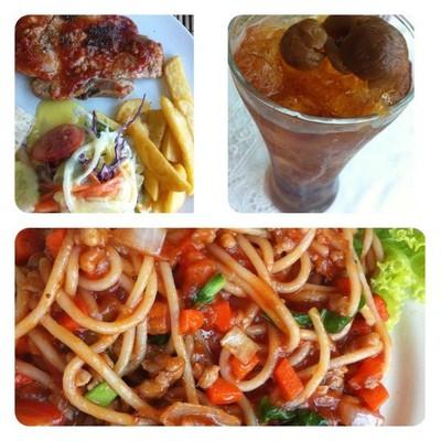 บ้านเรือนไทย สเต็ก&อาหารไทย