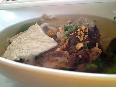 ก๋วยเตี๋ยวคำหวาน (Kumwhan Noodle)