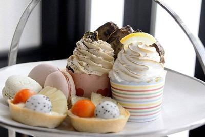 Cafe Cha (คาเฟ่ ชา) โรงแรม เดอะ สยาม