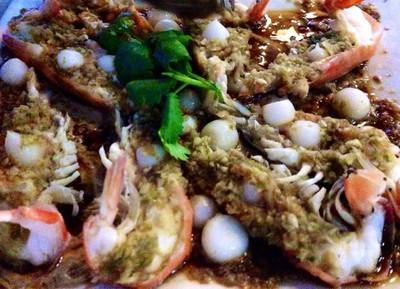ร่มไม้ชายคา (Rom Mai-Chai Kha Restaurant)