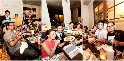 "Wongnai Elite Party ครั้งที่ 5 ""ดินเนอร์หรูกับร้านเชฟกระทะเหล็ก"""