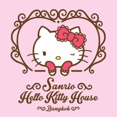 Sanrio Hello Kitty House Bangkok (ซานริโอ เฮลโล คิตตี้ เฮาส์ แบงคอก) สยามสแควร์ วัน