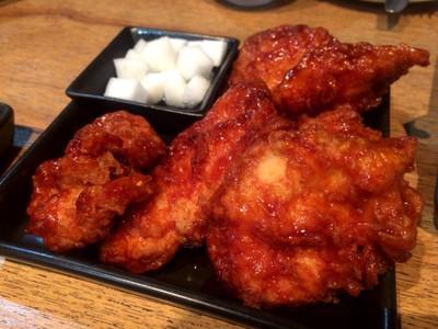 BonChon Chicken (บอนชอน ชิคเก้น) ซีนสเปซ ทองหล่อ 13