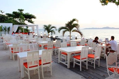Bali Hai Sunset Restaurant Pattaya