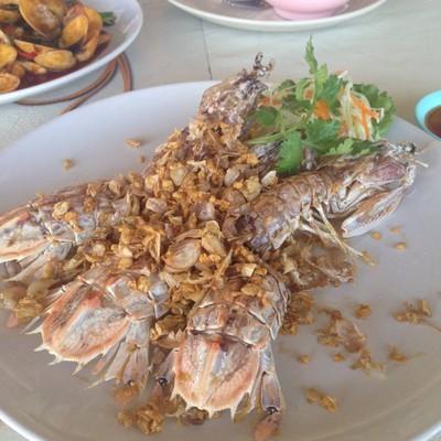 มหาสมุทร ซีฟู้ด (mahasamut sea food)