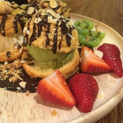 Bake a wish Japanese Homemade Cake (เบค อะ วิช เจแปนนิส โฮมเมด เค้ก) สยามพารากอน