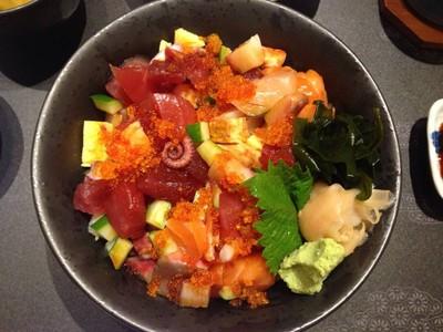 HONMONO SUSHI Japanese Restaurant (ฮอนโมโน ซูชิ) Central World
