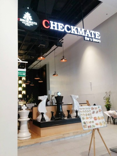 Checkmate Bar & Bistro Asiatique