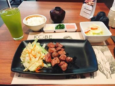 Kobe Steakhouse (โกเบ สเต๊กเฮาส์) อาคารสยามกิตต์