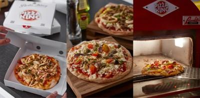ฟินจัดจนต้องสั่งกลับบ้าน Pizza King ต้นตำรับจากอิตาลี