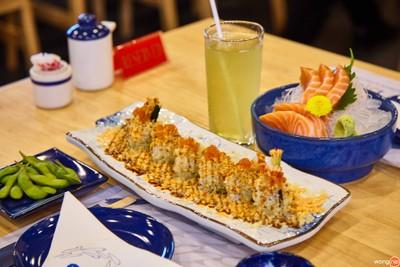 Fin Sushi (ฟิน ซูชิ) เทอร์มินอล 21 โคราช
